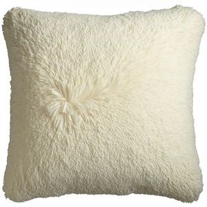 2pc Pier 1 Over Sized Shaggy Pillows